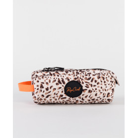 Rip Curl PENCIL CASE 2P 2020-BEIGE-OS