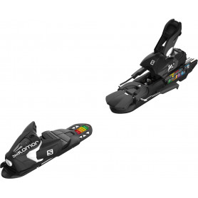 Автомат Salomon BINDINGS NR Z12 SC BLACK/WHITE B90