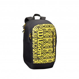 Раница WILSON MINIONS TOUR BACKPACK BLACK/YEL