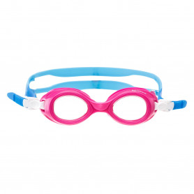 Очила за плуване AQUAWAVE NEMO KIDS-PINK/BLUE/WHITE/TRANSPARENT-ONE SIZE