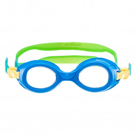 Очила за плуване AQUAWAVE NEMO KIDS-BLUE/GREEN/YELLOW/TRANSPARENT-ONE SIZE