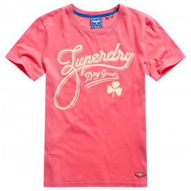 Тениска Superdry WORKWEAR GRAPHIC TEE-5AE