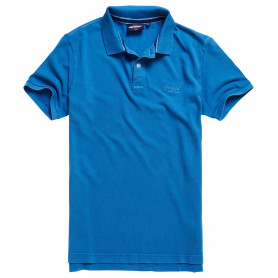 Тениска Superdry VINTAGE DESTROY S/S POLO-7SP-2