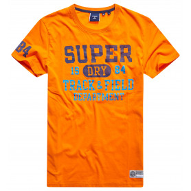 Тениска Superdry TRACK - FIELD GRAPHIC TEE 185-TSW