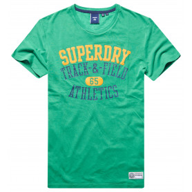 Тениска Superdry TRACK - FIELD GRAPHIC TEE 185-GAG