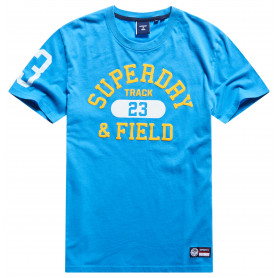 Тениска Superdry TRACK - FIELD GRAPHIC TEE 185-AKY