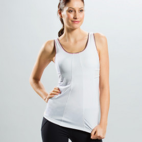 Потник Lole FLY 2 TANK TOP  W101 - WHITE