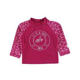 Блуза Color Kids NAMMY MINI T-SHIRT L/S UPF-FUCHSI