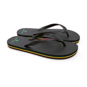 Джапанки Rip Curl MC+-BLACK/RASTA