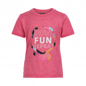 Тениска Color Kids T-SHIRT W. FRONT PRINT S/S-MORNIN