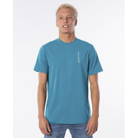 Тениска Rip Curl K-FISH ART TEE-TEAL