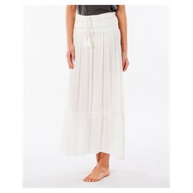 Пола Rip Curl CHICA SKIRT OPTICAL WHITE