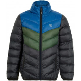 Яке Color kids quilted, packable  Phantom