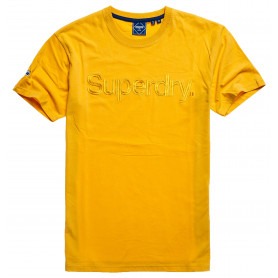 Тениска SUPERDRY CL SOURCE TEE Hike Red
