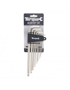 ALLEN KEY SET 1.5-10MM-85678
