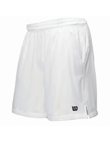 Шорти M RUSH 7 TENNIS WOVEN SHORT WHITE