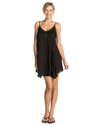 Рокля SUNRAY DRESS -BLACK-86810