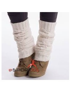 CABLE LEG WARMER W104-VANILLA-90063