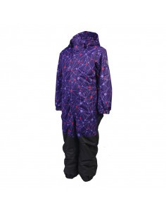 ГащеризонKLEMENT PADDED COVERALL VIOLET-90344