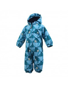 ГащеризонRIMAH MINI PADDED COVERALL-90579