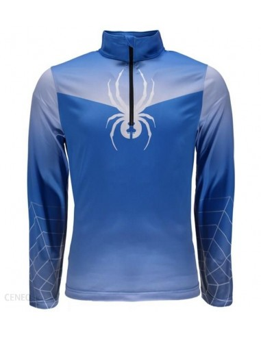 Блуза M T-NECK LIMITLESS 1/4 ZIP DRY...
