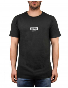Тениска STAMPED TEE WASHED-96605