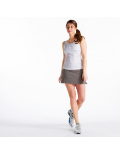SILHOUETTE UP 2 TANK  WHITE...