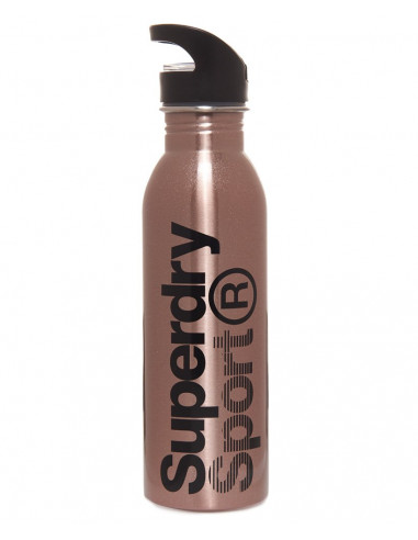 STAINLESS STEEL SPORTS BOTTLE-ROSE...