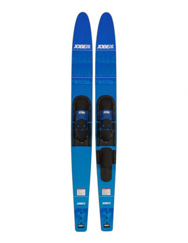 ALLEGRE COMBO SKIS BLUE 67INCH